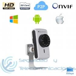 Cámara Interior HD IP-WiFi