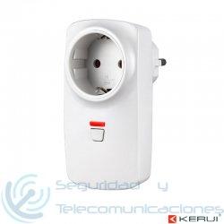 Enchufe Inteligente para Alarma WiFi-GSM