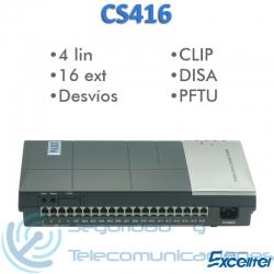 Centralita Telefónica Excelltel CS416
