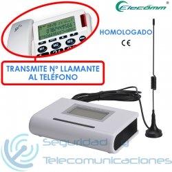 Modulo Elecomm Gateway GSM-PSTN