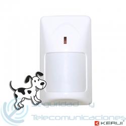 Sensor Cableado PIR Inmune a Mascotas