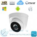 Cámara Interior HD IP-WiFi Domo para Alarma