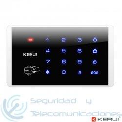 Teclado Inalámbrico RFID para Alarma GSM/PSTN y WiFi-GSM W18
