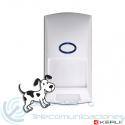 Sensor Inalámbrico PIR Inmune a Mascotas