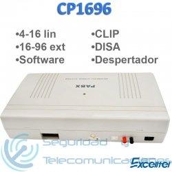 Centralita Telefónica Excelltel CS1696