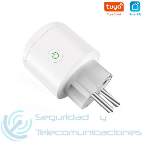 Enchufe Inteligente WiFi Tuya SmartLife