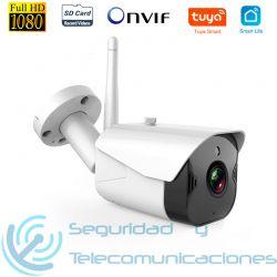 Cámara Exterior HD IP-WiFi Tuya SmartLife