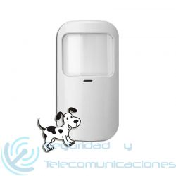 Sensor PIR Doble Vía Inmune a Mascotas Tuya SmartLife