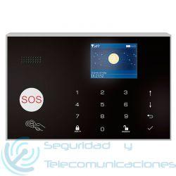 Teclado Bidireccional RFID para Alarma Tuya SmartLife