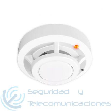 Sensor de Humos Inalámbrico para Alarma