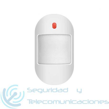 Sensor de Movimiento PIR Inalámbrico para Alarma
